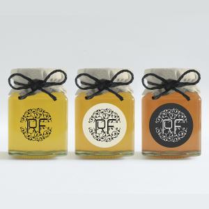BluCactus Diseño de etiquetas de mermelada