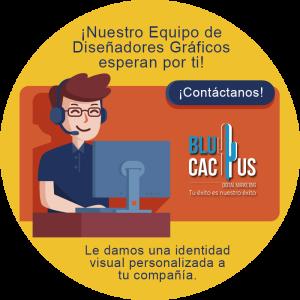 BluCactus /¿Qué es un logotipo? / persona