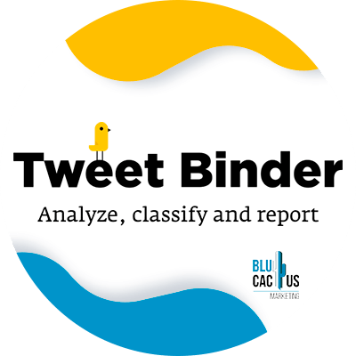 BluCactus - tweetbinder