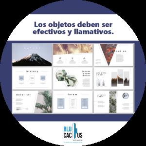 BluCactus /¿Cómo hacer una presentación en Power Point? / presentation
