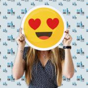 BluCactus - Mujer con smiley