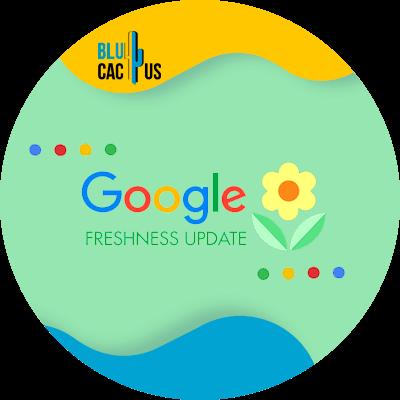 BluCactus - Algoritmos de Google - freshness