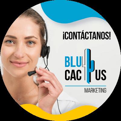 BluCactus - qué es una landing page - contactenos