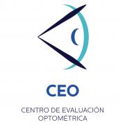 BluCactus Logotipo de Centro de Evaluacion de Optometrica