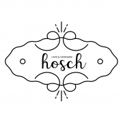 BluCactus Logotipo cafe Hosch