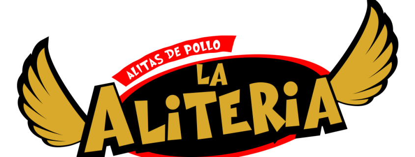 BluCactus Logotipo Restaurante La Aliteria