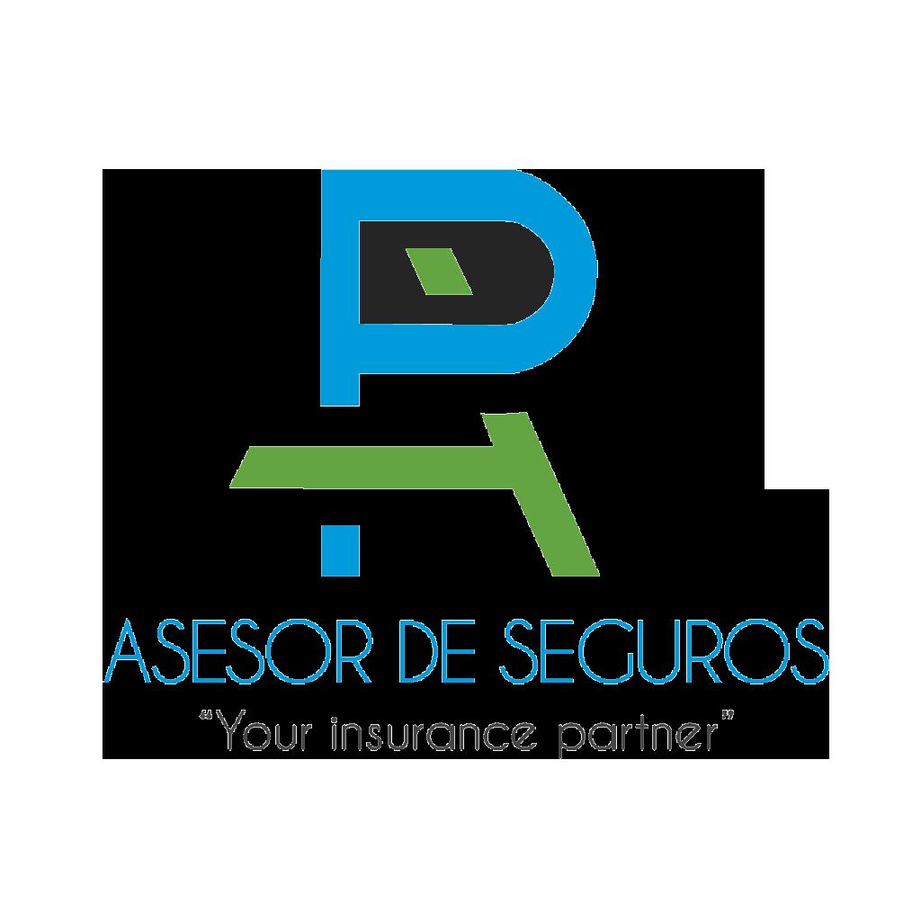 BluCactus Logotipo del Asesor de seguros