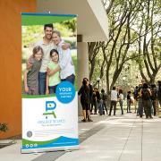 BluCactus Asesor de seguros banner de evento