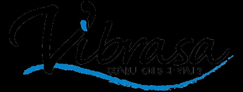 BluCactus Logotipo Vibrasa Agencia de viajes
