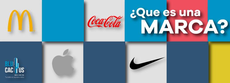 BluCactus - Qué es una marca?