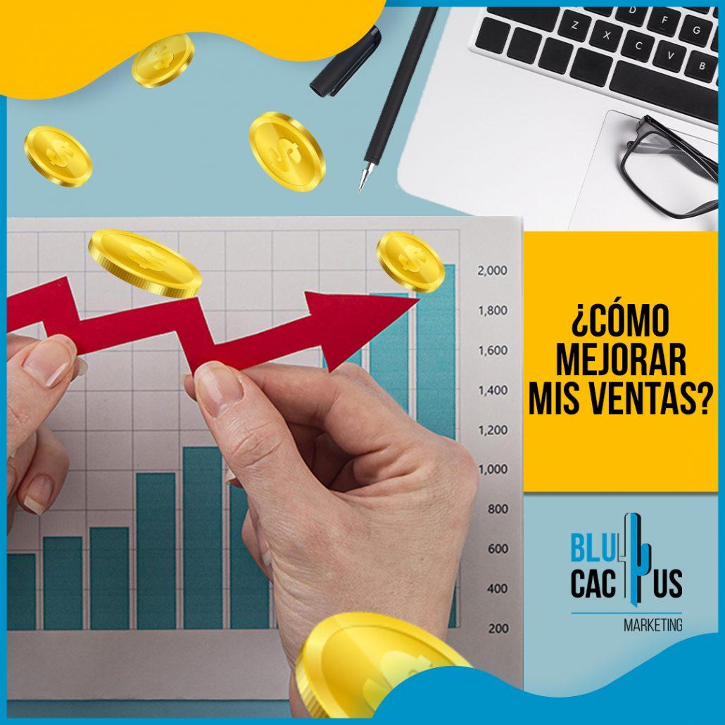 BluCactus -Cómo mejorar mis ventas - titul