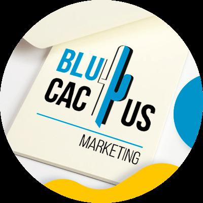 BluCactus - identidad corporativa