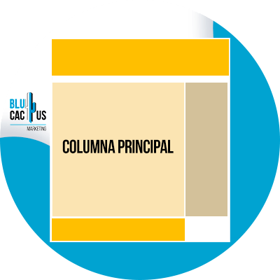 BluCactus - columan principal