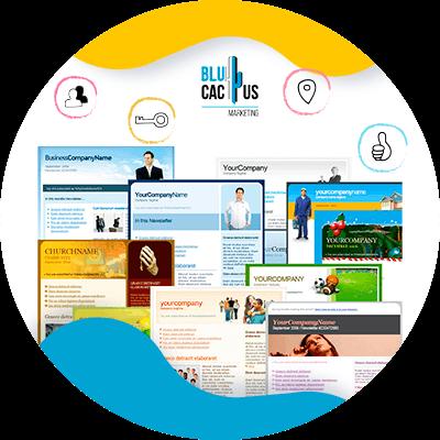 BluCactus - que es un blog - personalice al maximo