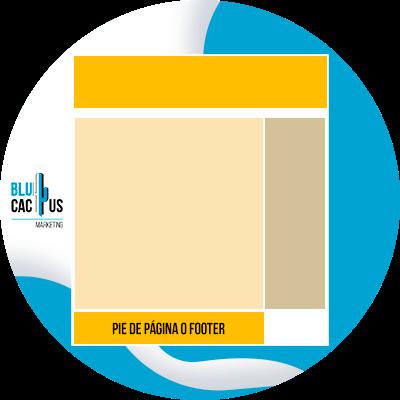 BluCactus - que es un blog - pie de pagina