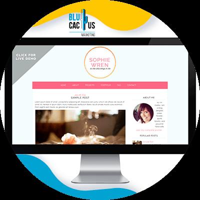 BluCactus - que es un blog - pagina web
