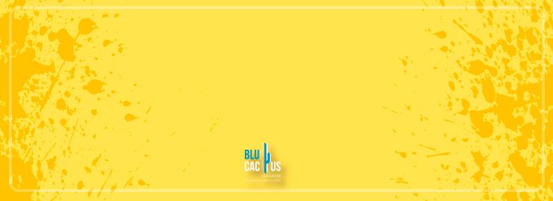 BluCactus su uso Psicologia del color amarillo