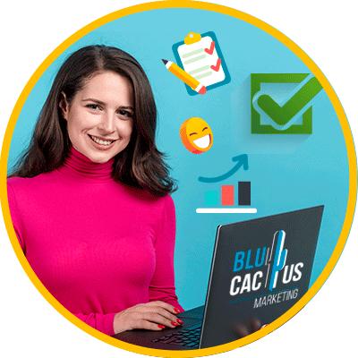 BluCactus - qué es el Inbound marketing - persona profesional en mercadotecnia