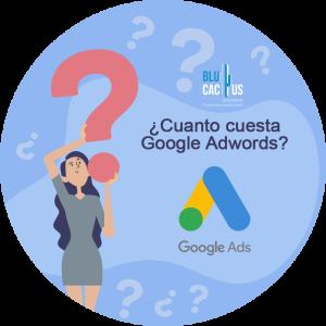 Blucactus-Explicando-las-variables-para-conocer-cuánto-cuesta-una-campaña-de-Google-Adwords - mujer con un signo de exclamación