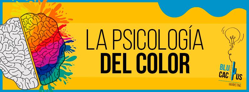 BluCactus - Psicología del Color - titulo