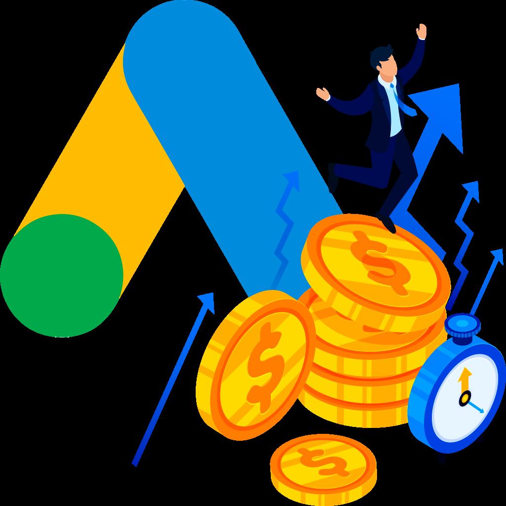 BluCactus Agencia de Marketing Digital Google Ads