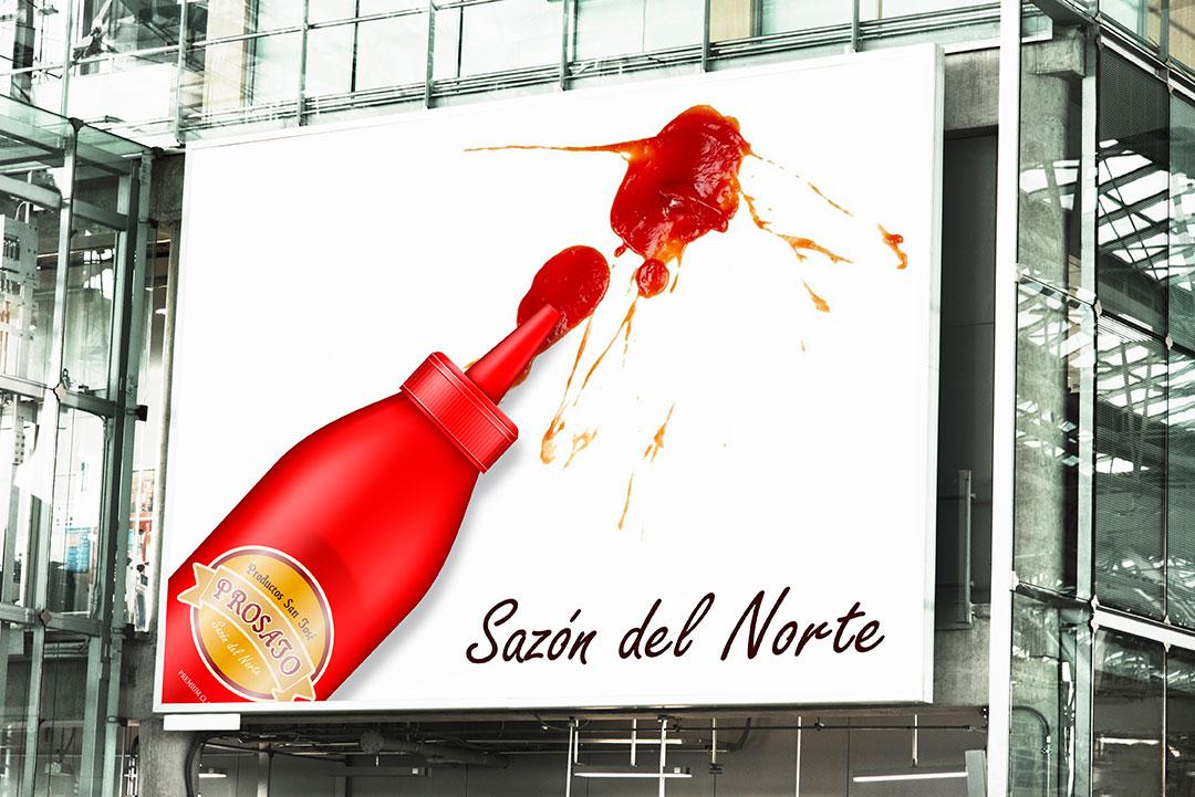 BluCactus - Cuánto cuesta rentar un panorámico - Panoramico de una salsa de ProSaJo que sale