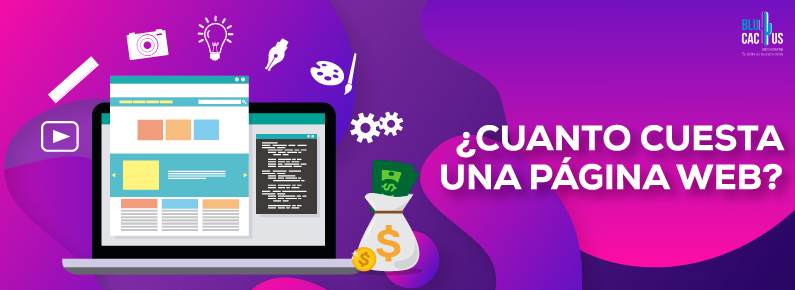 BluCactus Cuanto cuesta una pagina web?