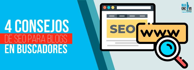 BluCactus 4 consejos de SEO para blogs