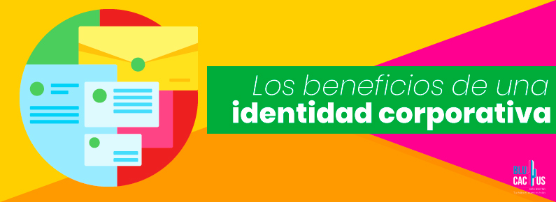 BluCactus Los beneficios de una identidad corporativa