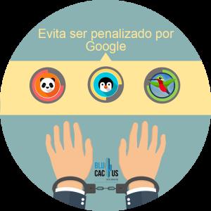 blucactus - ¿Cómo saber si Google ha penalizado mi página? - manos con esposas