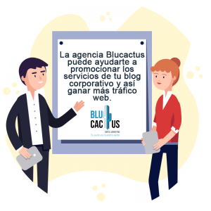 BluCactus - dos personas