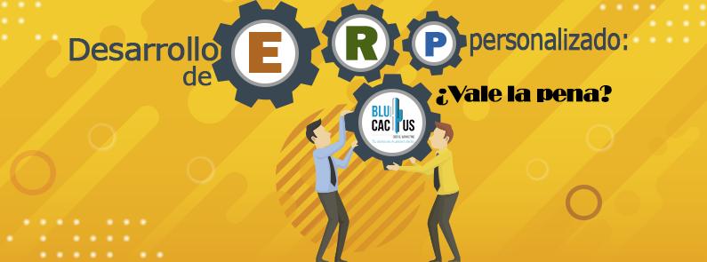 BluCactus - Desarrollo de ERP personalizado: ¿vale la pena? - Titulo