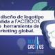 BluCactus - Nuevo logotipo de Facebook como herramienta de marketing - titulo