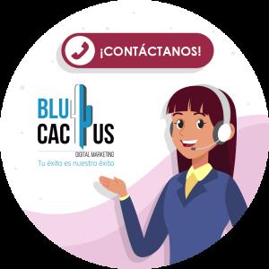 BluCactus - Tipos de presentaciones de Power Point - contacto