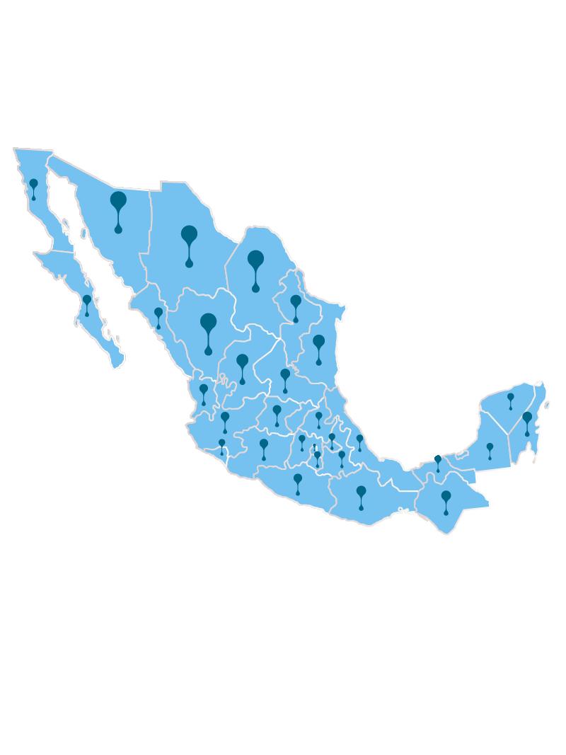 Blucactus - Cobertura renta de espectaculares en la Republica Mexicana +52 81 8242 5125
