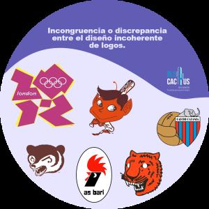 Blucactus-Qué es un logotipo-logos distorcionados de mascotas con fondos morados