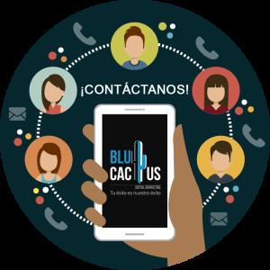 Contactar a BluCactus para Growth Hacking