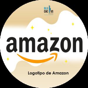 Blucactus-Qué es un logotipo - logotipo de aazon con fondo amarillo