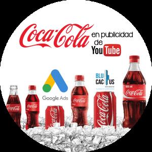 Blucactus - Estrategia efectiva con Google AdWords - campañas de publicidad coca cola