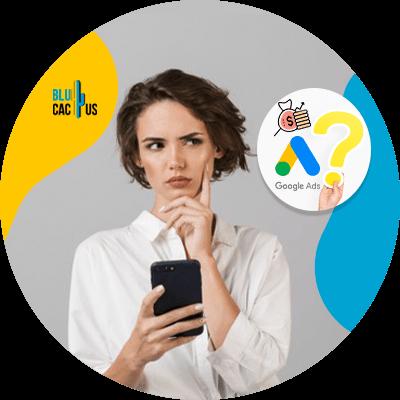 BluCactus - Cuánto cuesta una campaña de Google Adwords - persona pensando
