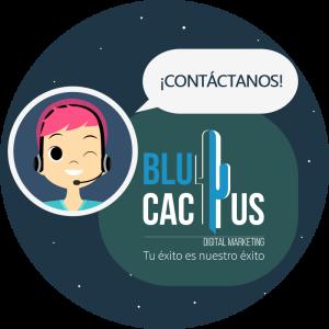 BluCactus - ¿Cómo posicionar tu Marca de Zapatos? - contacto