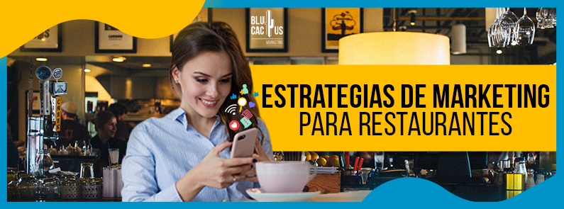 BluCactus -Estrategias de Marketing para Restaurantes - titulo