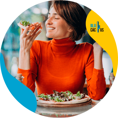 BluCactus -Estrategias de Marketing para Restaurantes - ejemplo de marketing para restaurantes