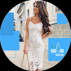 BluCactus - Tendencias de Moda para el 2020 - vestido color blanco con encaje