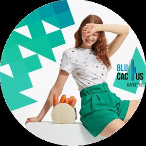 BluCactus - Tendencias de Moda para el 2020 - blusa con patrones y shorts verdes color brillante