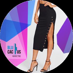 BluCactus - Tendencias de Moda para el 2020 - falda larga color negro