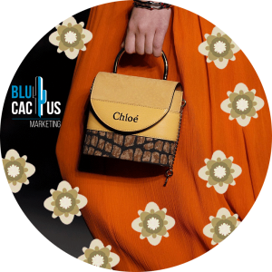 BluCactus - Tendencias de Moda para el 2020 - vestido color naranja de chloe
