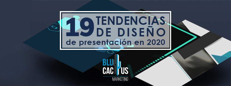 BluCactus - diseños de presentación - titulo