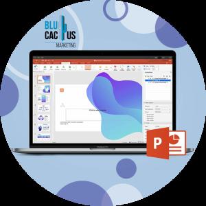 BluCactus - diseños de presentación - presetaciones de power point autoajustables