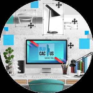 BluCactus - diseños de presentación - planillas de power point